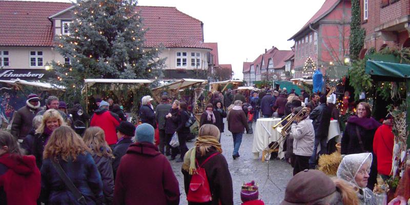 Adventsmarkt Hitzacker ©Klaus Lehmann