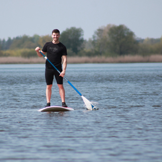 Der gute Laune Sport ©SUP for you