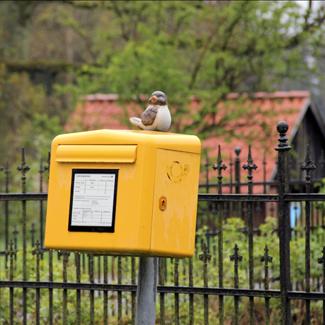 Postkasten im Wendland