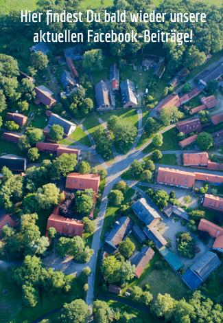 Facebook , Stadt von oben