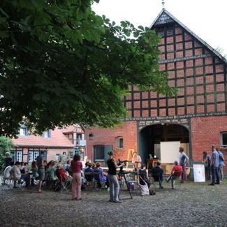 Grüne Werkstatt im Wendland