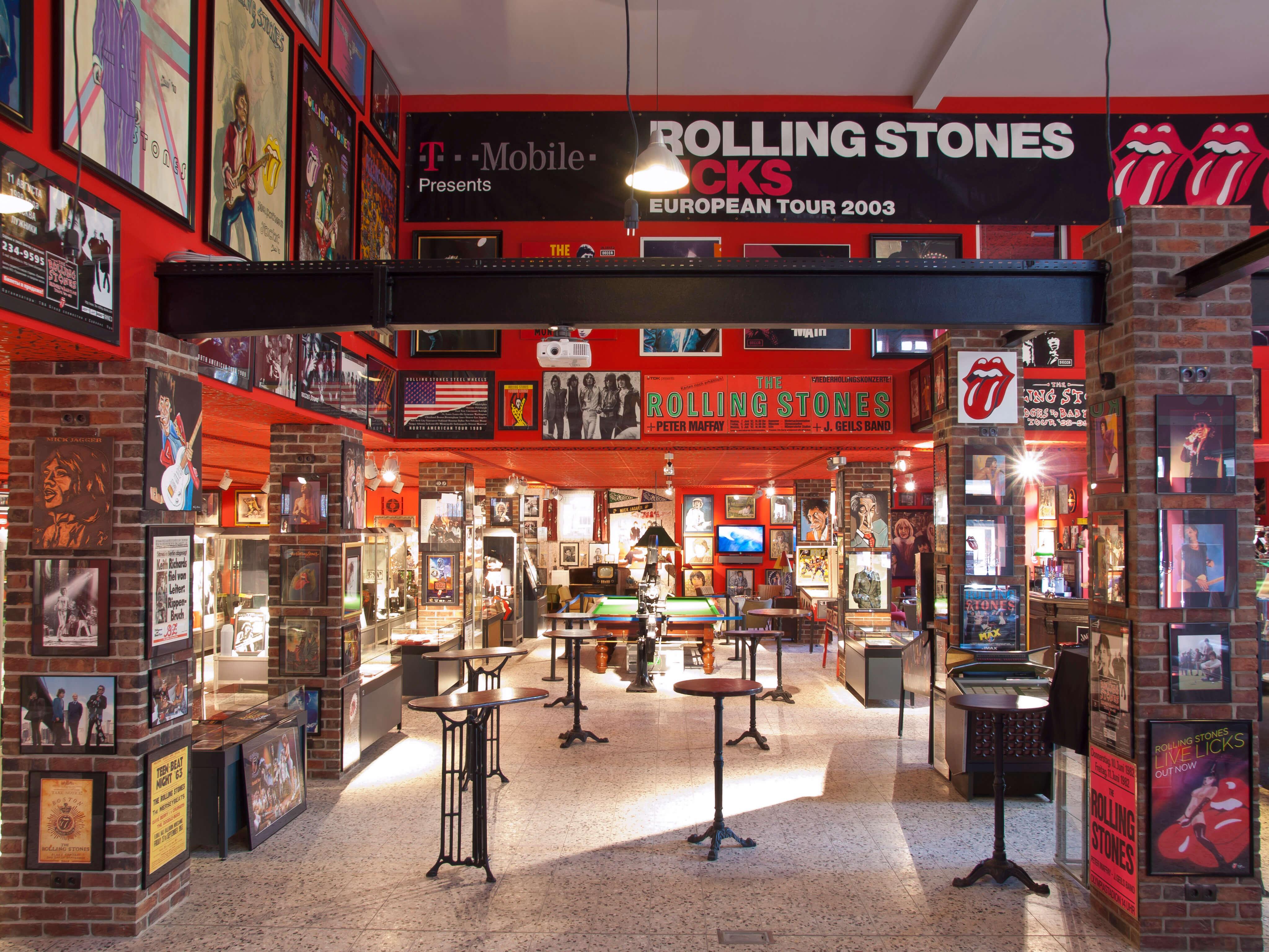 Bildergebnis für bilder vom stones fan museum lüchow