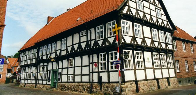 Museum Hitzacker (Elbe) - Altes Zollhaus ©Wilfried Gebert