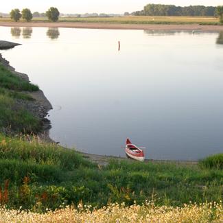 Elbe im Wendland