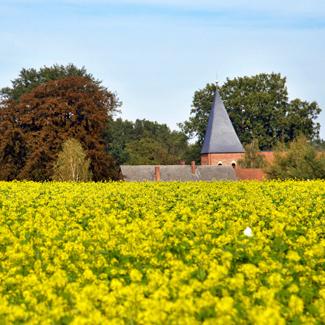 Hitzacker Dorf im Wendland