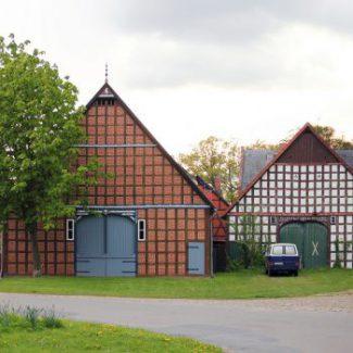 Rundlingsdorf Satemin im Wendland