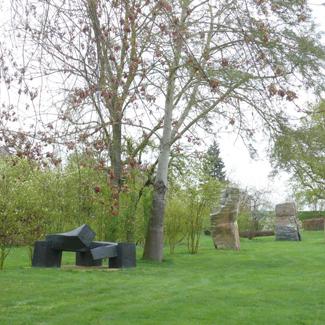 Skulpturengarten im Wendland