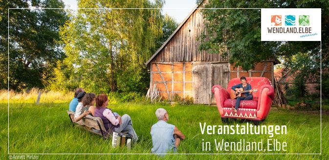 Veranstaltungen in Wendland.Elbe ©Annett Melzer