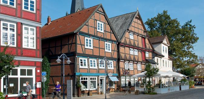 Stadt Dannenberg © MRH