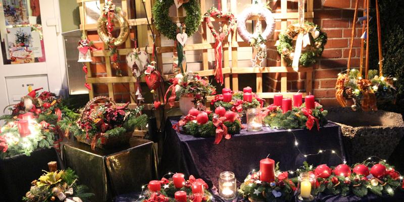 Weihnachtsmarkt Dannenberg ©Sonja Bluhm, Stadtmarketing