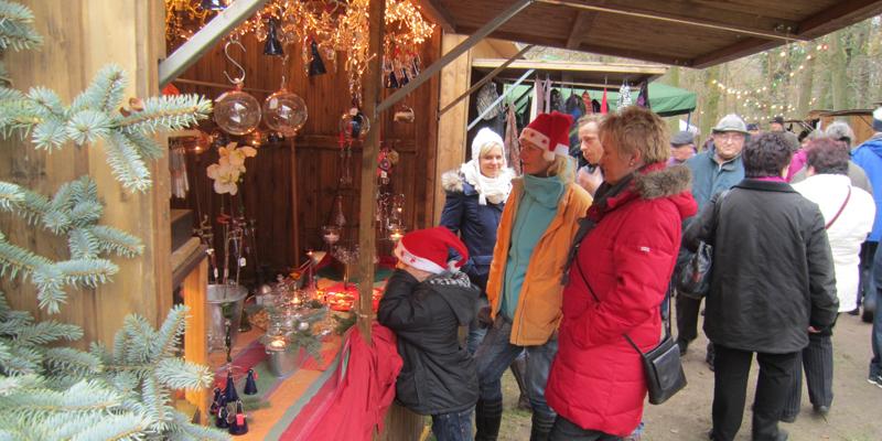 Weihnachtsmarkt Kolborn ©Heiner Roscher